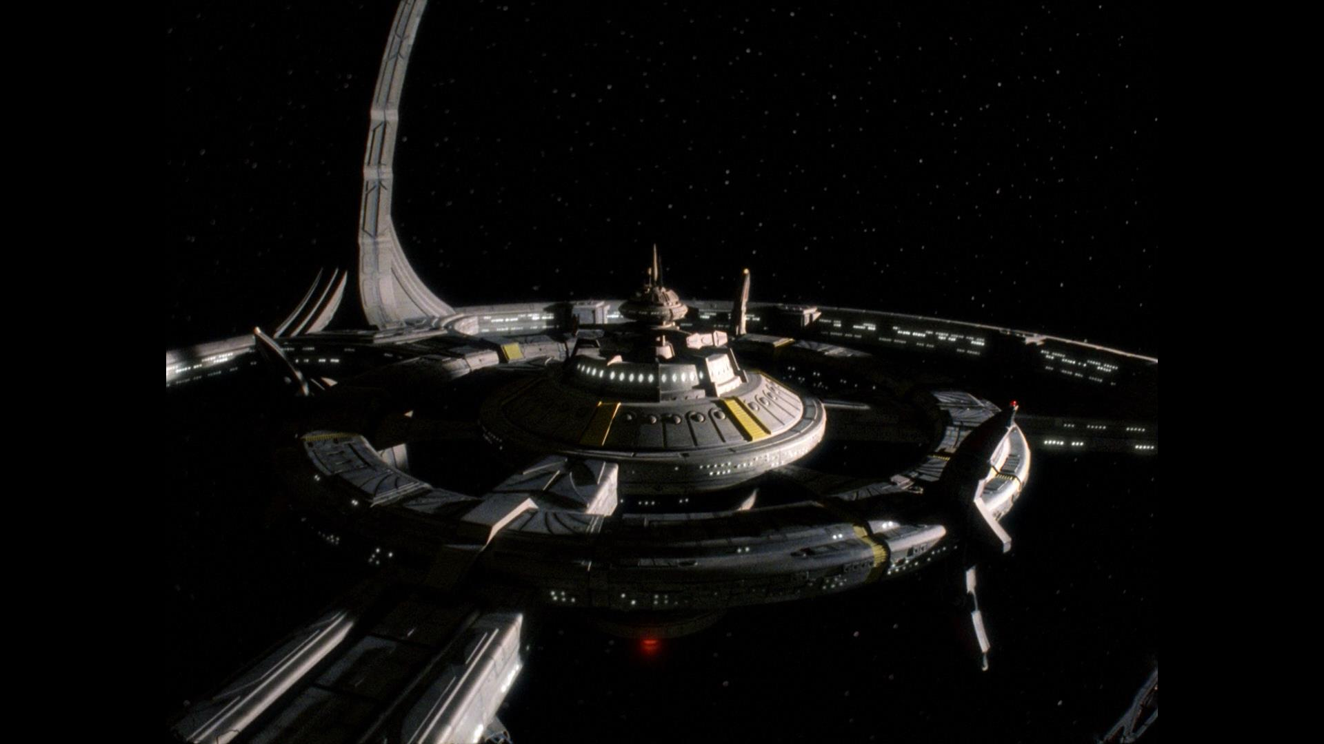 the new ds9 space station - photo #19